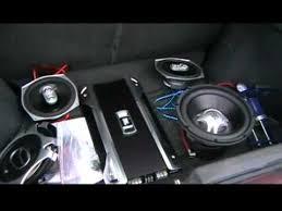 car speaker rattle